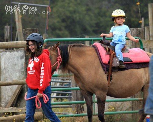 Wild Ones Youth Ranch Buckaroos
