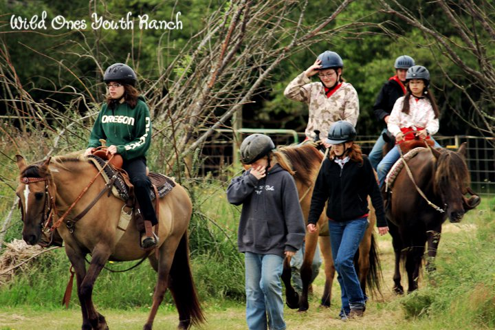 Wild  Ones Youth Ranch Ashley 2